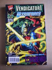 I VENDICATORI Ultraforce Preludio - Marvel Miniserie n°27 Marvel Italia  [G496]