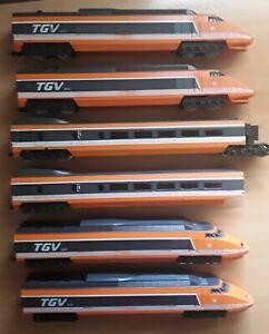 TGV Fobbi +2 fausses motrices.