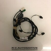 RANGE ROVER SPORT L320 FRONT BUMPER WIRING LOOM WITH PDC, FOG LIGHT & CAMERA
