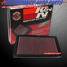 K&N 33-2284 Hi-Flow Air Intake Drop in Filter for 2003-2011 Mazda RX-8 1.3L