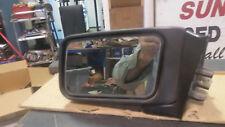 Door Rear View Mirror AY w/ Power, LH, 1986-1994 Subaru GL, GL-10, Loyale