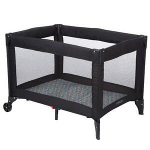 Baby Crib Playpen Nursery Infant Bassinet Playard Toddler Travel Safety Portable