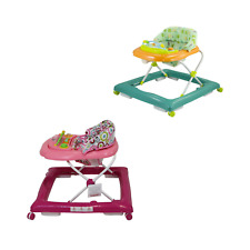Baby Child Foldable Development Playtime Walker Walk Along Activity Centre New