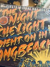 Electric Light OrchestraThe Night the Light went on (in Long Beach) German 2LP