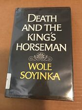 Death and the King's Horseman by Wole Soyinka (2002, Hardcover, Prebound)
