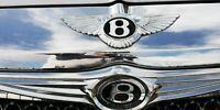 CHRYSLER 300C Bentley B CHROME metal/enamel BOOT BADGE only2005  2010SOME GRILLS