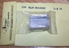 ALEXANDER SCALE MODELS-#3104- RELAY ENCLOSURE - DETAIL PARTS-1 PC PER PK-NIP