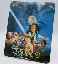 STAR WARS 6 RETURN OF THE JEDI - Bluray Steelbook Magnet Cover (NOT LENTICULAR)