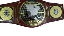 NXT Championship North American Wrestling 2MM Replica Belt New