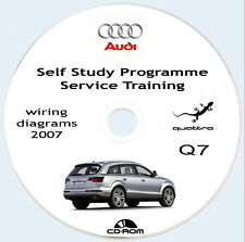 Workshop Manual+Wiring Diagrams,Manuale Officina Audi Q7 (4LB)  2005/2007