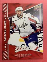 2018-19 Upper Deck MVP Eastern Stars #ES-2 Alex Ovechkin Washington Capitals