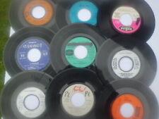 Lot de 48 disques .45 tours vintage