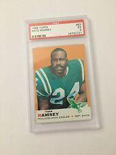 1969 Topps Football Nate Ramsey #63 PSA Grade 5 EX