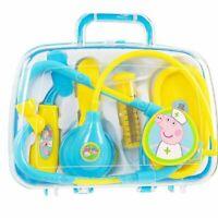 Peppa Wutz Pig Arztkoffer Neu Spielzeug Set Mädchen Junge Original