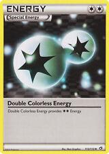 1x Double Colorless energy - 113/113 - Uncommon NM-Mint Pokemon BW - Legendary T
