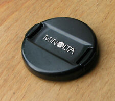 genuine minolta clip in 49mm  front lens cap used