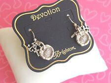 Hook Dangle Nwt Last One Brighton Earrings Devotion fifth Hope Charms