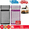 2020 Acupressure Massage Mat with Pillow for Stress/Pain/Tension Relief Body