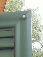 M3 3mm anodizzato In lega di alluminio CONO RONDELLE PER COMPUTER CASE 10 pcs