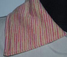 MISSONI Cappotto Vintage a ginocchio bianco avorio Parka Trapuntato Imbottito 8 10 S M