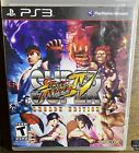 Super Street Fighter IV - Arcade Edition (Sony PlayStation 3, 2011) - Complete!
