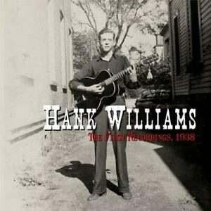 Hank Williams-The First Recordings, 1938 VINYL NEW
