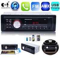 Car Stereo Audio In-Dash FM Aux Input Receiver SD USB WMA WMA MP3 Radio Player