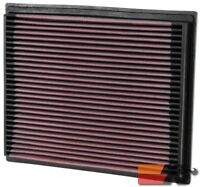K&N Replacement Air Filter For BMW 530,540,730,740 V8 1993-96 33-2675