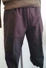 Jack Orton Mens Hillingdon Moleskin Breeks Brown Size 34