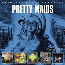 Pretty Maids - Original Album Classics [New CD] Germany - Import