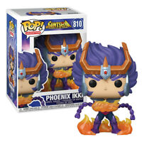 Funko Pop! Animation: Saint Seiya- Phoenix Ikki #810 Vinyl Figure