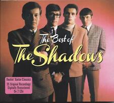 The Shadows - The Best Of - Greatest Hits 2CD NEW/SEALED