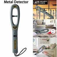 Tragbarer Metalldetektor Pinpointer Hochempfindlicher Scanner Finder Werkzeug DE