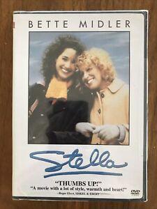 Stella (DVD, 2003, Widescreen) Bette Midler NEW