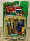 GI JOE vs Cobra SPY TROOPS 2003  Various Items