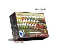 Mega Paint Set III - THE ARMY PAINTER WARPAINTS - WP8021