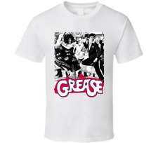 Grease Movie Cha Cha Annette Charles John Travolta Dancer Retro Movie T Shirt