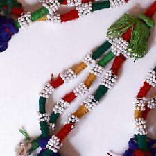 """Turkoman Tribal Tassels Belly Dance Turkman 11"""" (29cm) Bellydance 621w5"""