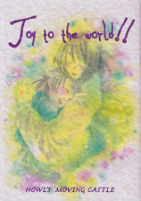 Howl's Howls Moving Castle doujinshi Howl x Sophie Joy to the world!! Caribbean