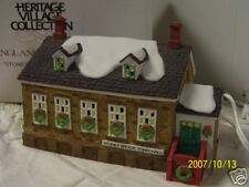 Department 56 Stoney Brook Town Hall