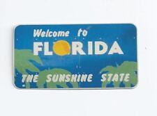 FLORIDA STATE SIGN Scrapbook Die Cut - Set of 2