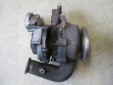 Turbocompresseur vw phaéton 5.0 v10 tdi Garrett gaz d'échappement turbocompresseur 07z145873g turbo