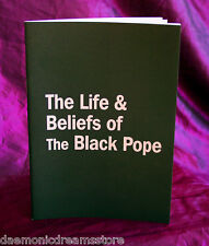 THE LIFE & BELIEFS OF THE BLACK POPE  Finbarr Occult.  Magick Anton LaVey Magic