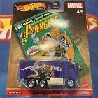 Premium Hot Wheels Hiway Hauler - Avengers Taskmaster - BOXED Shipping
