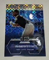 2003 Topps Finest Roberto Alomar Xfractor X-fractor Card #33/99 NY Mets #9