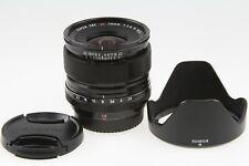 Fujifilm Fujinon XF 14mm f/2.8 (lente R 16276481) ottime condizioni!