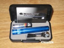 Maglite AAA Solitaire Blue   maglight  mag-lite   mag-light