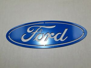 Ford,shelby,escort cortina,sierra,garage,light up,sign,display,mancave,workshop