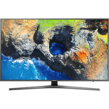 "Samsung 49"" Led Smart Hdtv with 4K Resolution, WiFi & 3 Hdmi Ports, Un49Mu7000"