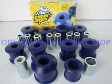 SUPER PRO Rear Suspension Bush Kit to suit Nissan Patrol GU models SUPERPRO